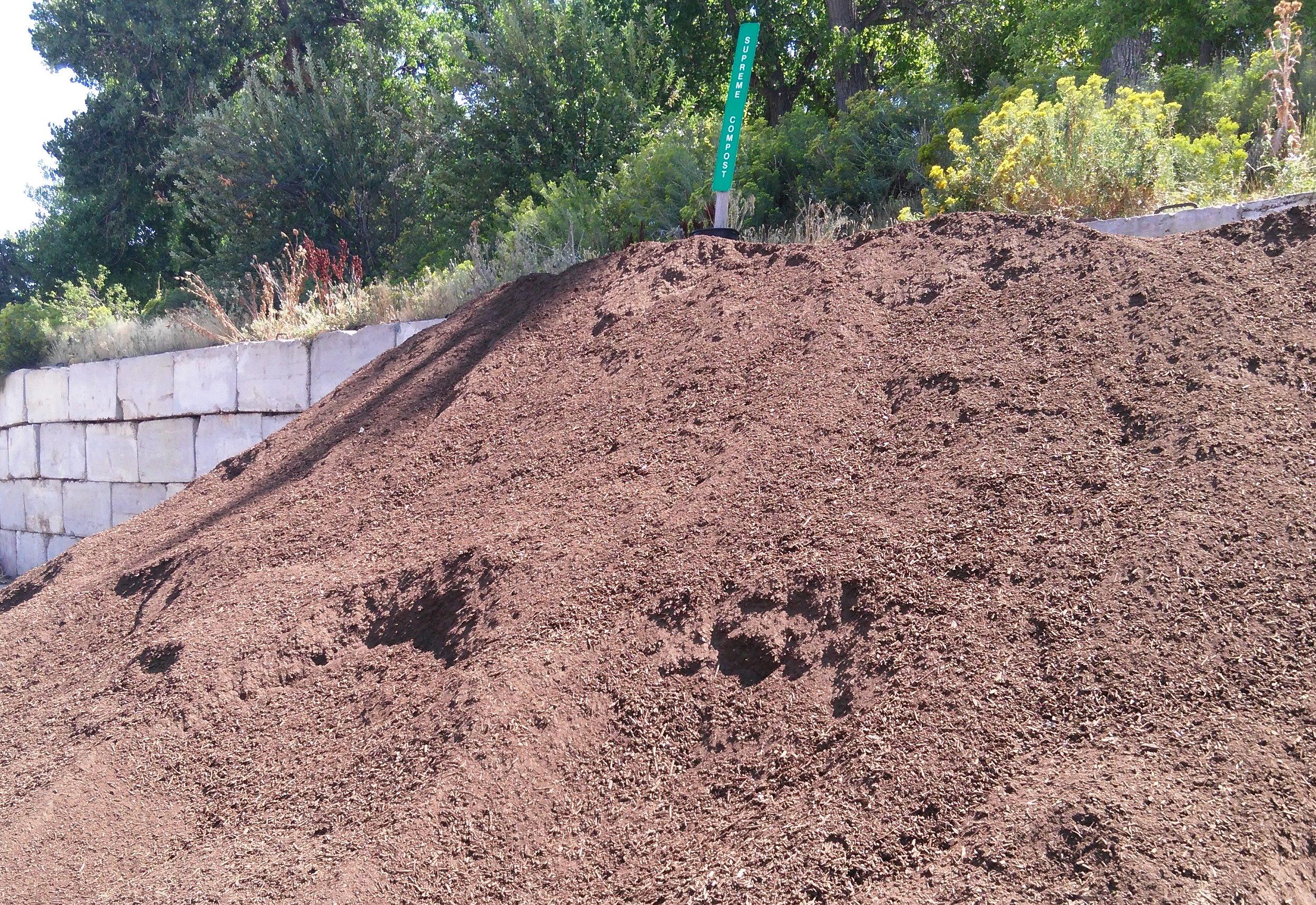 Soil amendments jensen sales company for Soil amendments